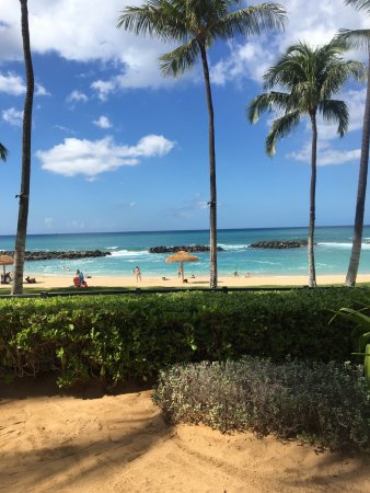 Beach Villas at Ko Olina: From the Beach Bar