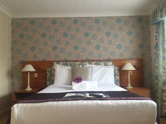 Brook Mollington Banastre Hotel & Spa: Guest room