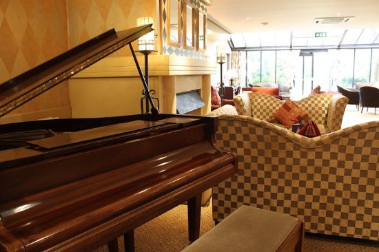 Mollington, UK: Bar/Lounge