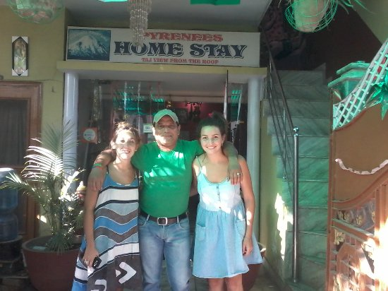 Pyrenees Homestay: guest ..