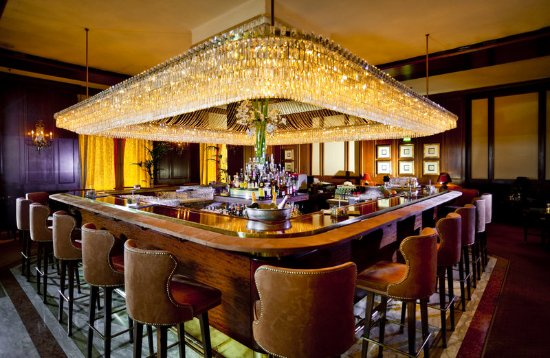 InterContinental Wien: Bar/Lounge