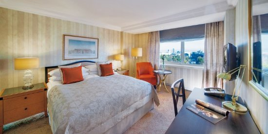 InterContinental Wien: Guest room