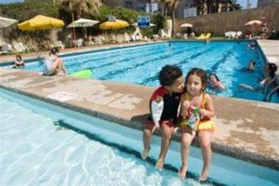 Galil Hotel: Pool