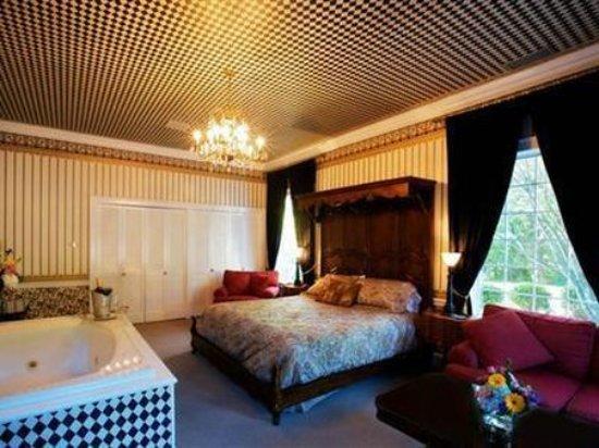 Νιούπορτ, Τενεσί: Guest room