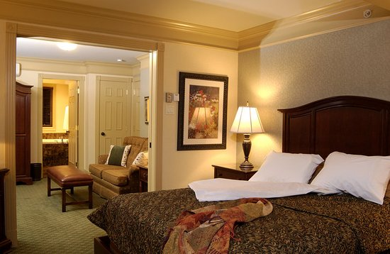 Ayers Cliff, Canada: Suite