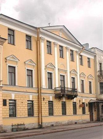 Happy pushkin boutique hotel sankt petersburg ryssland for Boutique hotel 1852 sankt petersburg