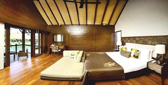 Bekal, India: Guest room