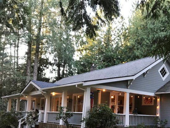Ashford, WA: The Inn