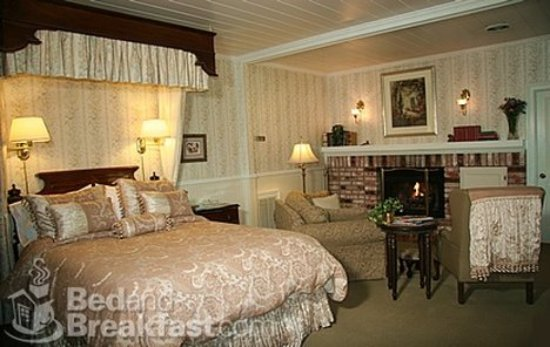 The Foxes Inn: Guest room