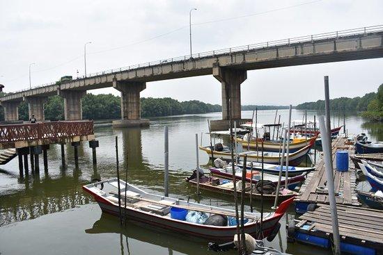 Sungai Petani, Malaysia: Jeti Semeling