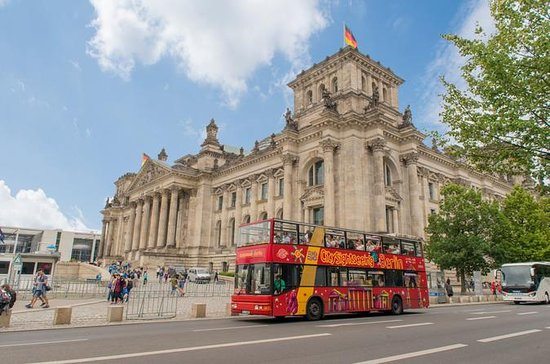 City Sightseeing hop-on hop-off tour ...