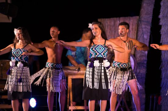 Haleo Luau on the Big Island