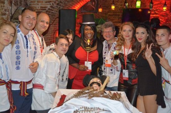 2-Day Halloween Party in Sighisoara...