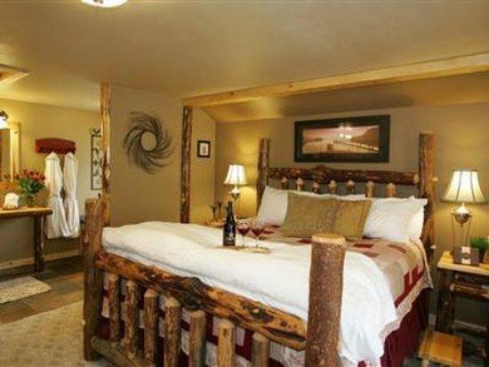Carson, WA: Guest room
