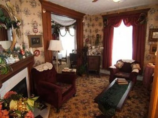 Allegany, NY: Guest room