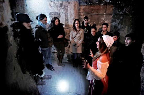 Edinburgh Real Mary King's Close 1-Hour Underground Tour