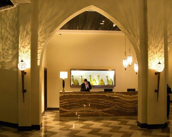 Madinat Zayed, United Arab Emirates: Lobby