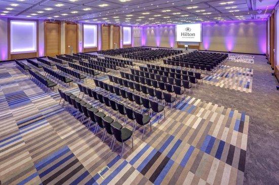 Hilton Vienna: Meeting room