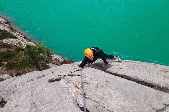Jasper Rock Climbing Expérience