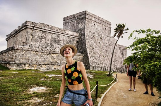 Tulum Express Half-Day Tour from...