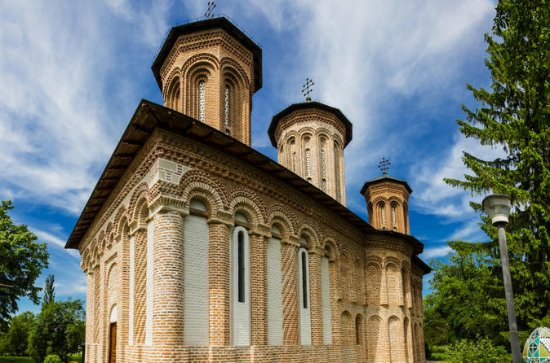 Snagov Monastery and Mogosoaia Palace...