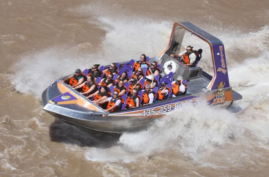 Spin-and-Splash Jet Boat on Colorado...