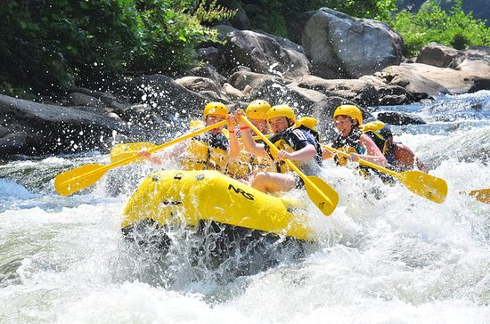 Dalaman River Full-Day Rafting Tour...
