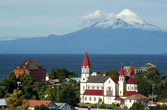 Full Day Trip from Puerto Varas to...