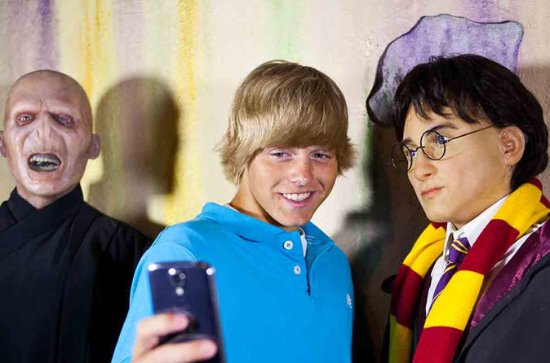Potter's Wax Museum Admission in St...