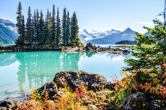 Garibaldi Lake Hike and Photography...