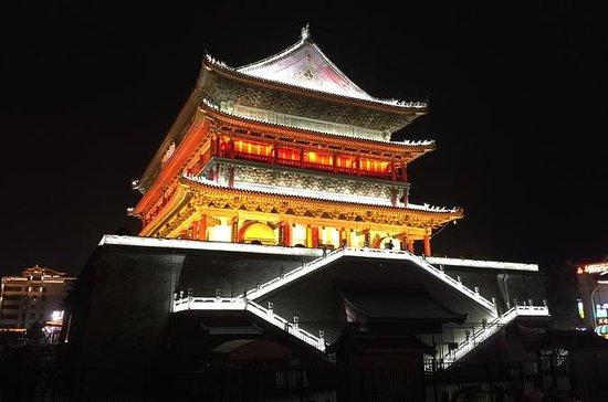 Xi'an Night Bell Tower & Muslim ...