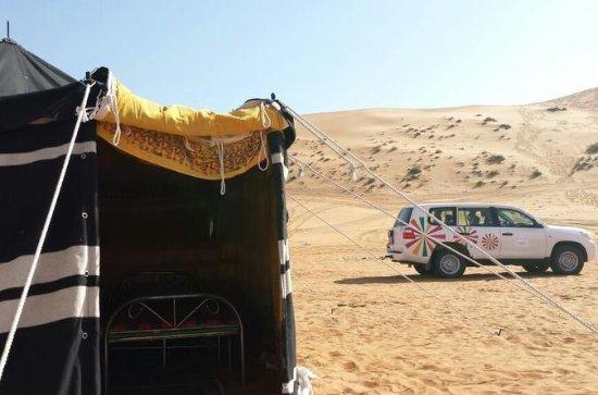 2 dagar Nizwa, Wahiba Sands och Wadi ...