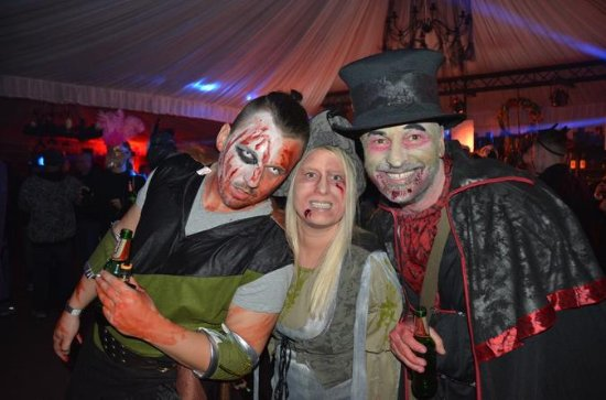 1-Day Halloween Party at Bran Castle