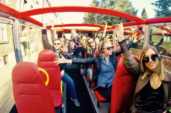 Hop On Hop Off Panoramic bus - Zagreb...