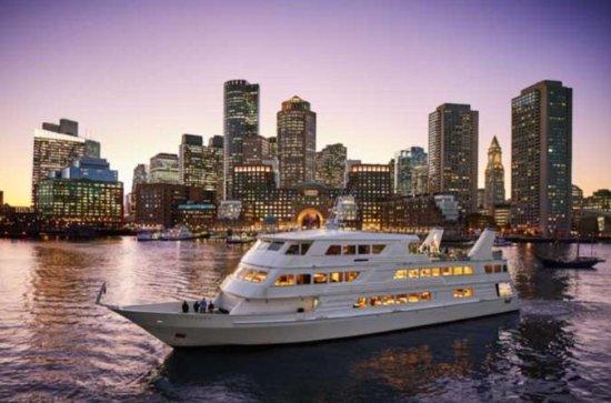 Boston Odyssey Valentine S Day Dinner Cruise Picture Of Boston
