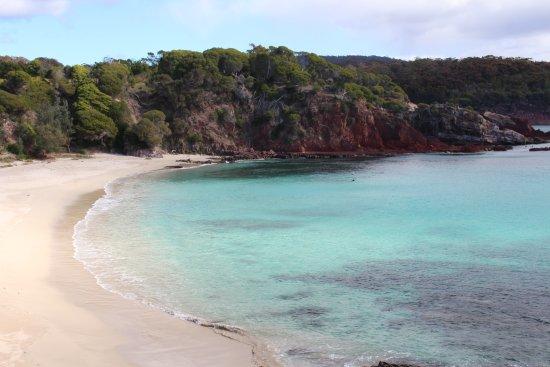 Eden, Australia: Secret beach ;)