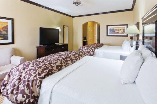Schertz, تكساس: Guest room