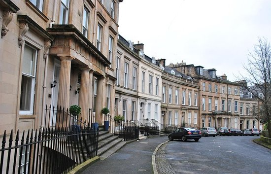 Dreamhouse Apartments Glasgow Lynedoch: Exterior