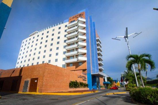 LIDOTEL Hotel Boutique Margarita : Exterior