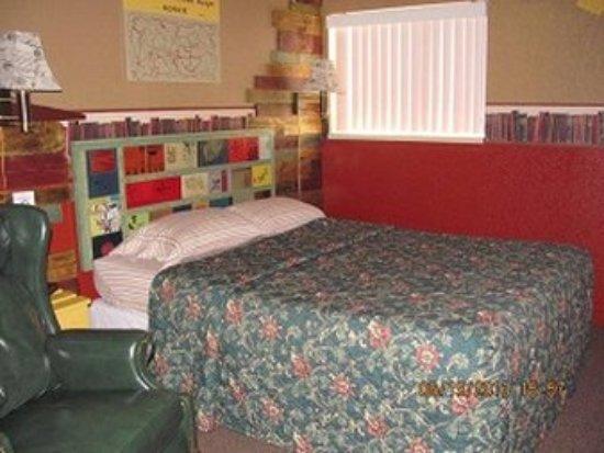 Jackson, Minnesota: Guest room