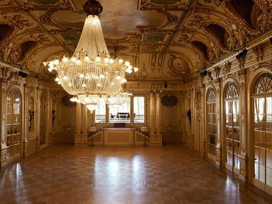 Grand Hotel: Meeting room