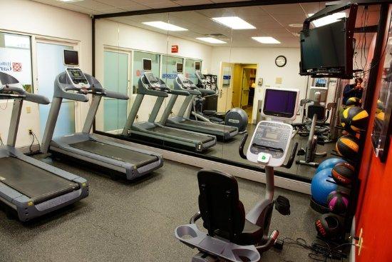 Hilton Garden Inn Rochester Downtown: Health club