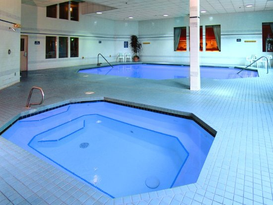 Shilo Inn Suites - Coeur d'Alene: Spa