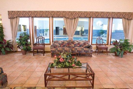 Shilo Inn Suites - Twin Falls: Lobby