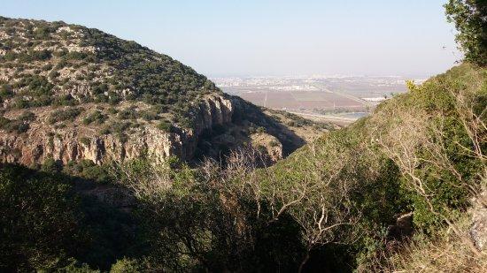 Yagur River Gorge