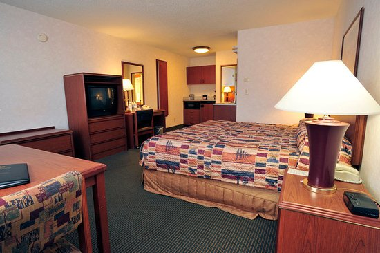 Shilo Inns Richland: Guest room