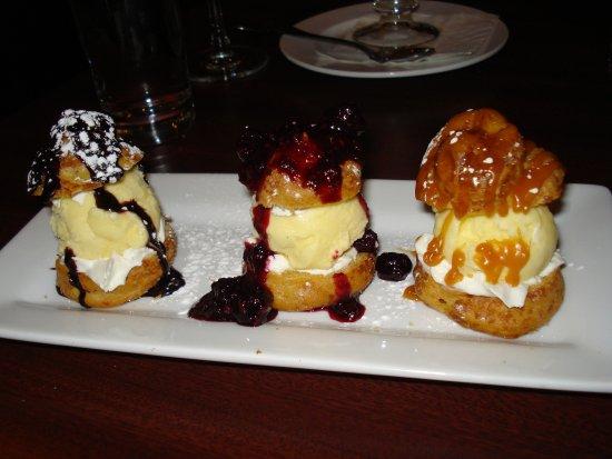 Sun Peaks, Canadá: Dessert :)