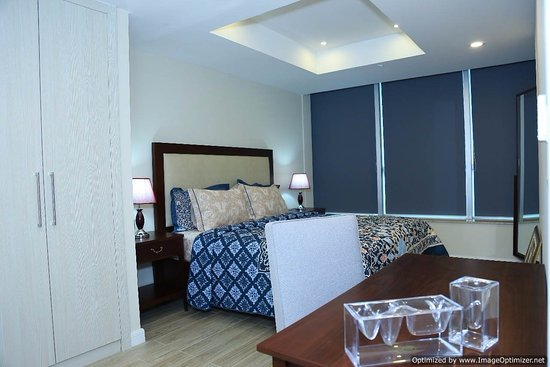 Bed Room In The Centaurus Serviced Apartments