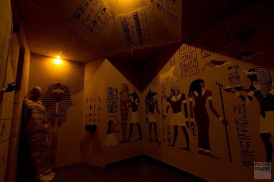 The Egyptian Escape Room Picture Of