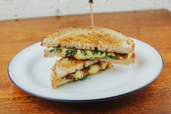 Greater Melbourne, Australia: Grilled Cheese